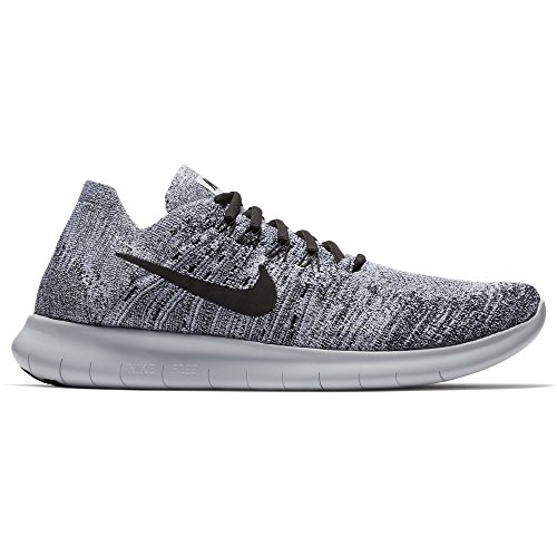 C C C Nike 2017 Running Chaussures Free Pure Rn Platinum De Stealth Homme Black Flyknit white 101 Multicolore IwnTxIr0q