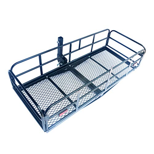 Hitch Mount Cargo Carrier 60