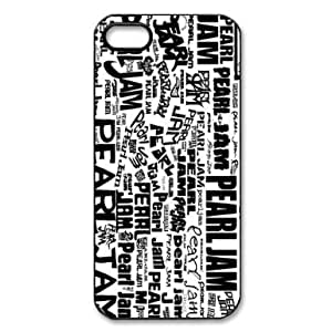 Custom Pearl Jam iPhone 5 Top Durable Case Cover