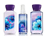 Bath & Body Works Moonlight Path 3 Oz. Body Lotion, 3 Oz. Fragrance Mist & 3 Oz. Shower Gel Mini Travel Set