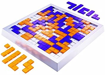 Blokus Duo Game by Mattel Games: Amazon.es: Juguetes y juegos