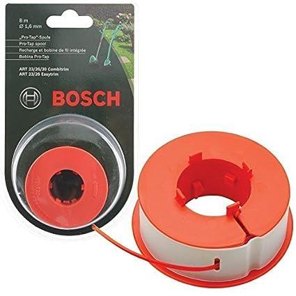 2er Set Fadenspule 1,6mm passend Bosch ART 26 Combitrim Freischneider