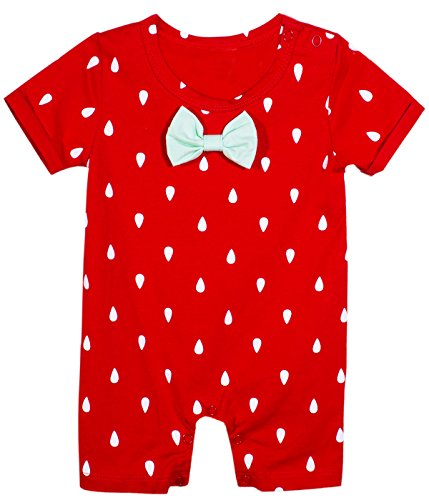 Littl (Strawberry Toddler And Baby Costumes)