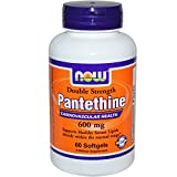 Cheap Pantethine, 600 mg 60 Softgels (Pack of 2)