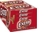 Extra Cinnamon Sugarfree Gum, 15 piece (Pack of 10) by Wrigley