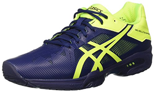 Asics Gel Solution Speed 3 Tennis Shoes - SS17 Blue