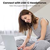 USB Type C Female to USB Male Adapter USB to Type C Adapter Compatible with Laptops Adapter for iPhone 11 Pro Max,Airpods iPad 2018,Samsung Galaxy S20 Ultra,Google Pixel 4 4a 3 3A 2 XL 2 Pack