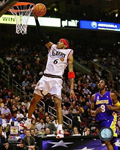 """NEW 1A Dunk NBA Poster 20/"""" X 36/"""" ALLEN IVERSON"""