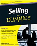 Selling for Dummies, Tom Hopkins, 0470930667