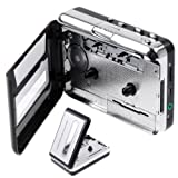 Ezcap Portable USB Cassette Capture, Old Tape