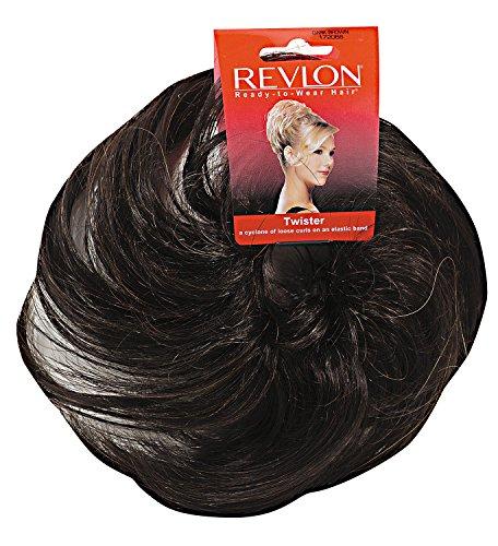 Revlon Twister Hairpiece Dark Brown
