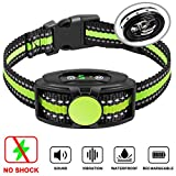 Bark Collar No Shock Bark Collar Rechargeable