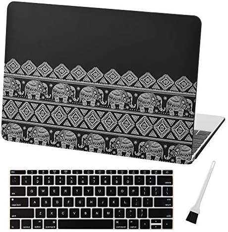 MacBook Silicone Keyboard Compatible Bohemian Frosted