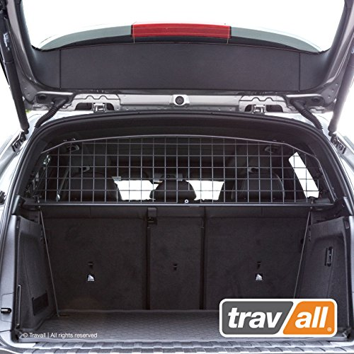 Travall Guard Compatible with BMW X5 (2006-2018) X5 M (2010-2018) TDG1166 - Rattle-Free Steel Vehicle Specific Pet Barrier