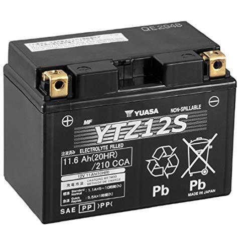 Yuasa-batterij YTZ12-S – X5 SLA AGM