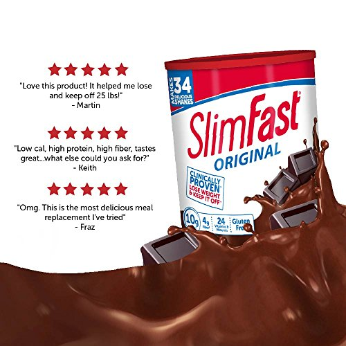 Slimfast Original Rich Chocolate Royale Meal Replacement