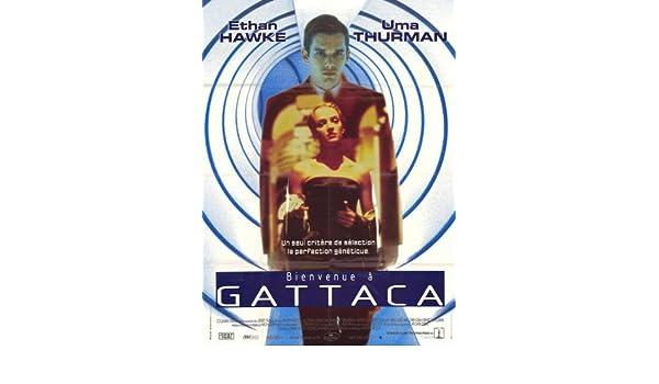 Gattaca Póster de película French 11 x 17 en - 28 cm x 44 cm ...