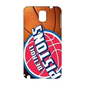 Cool-benz Detroit Pistons (3D)Phone Case for Samsung Galaxy note3