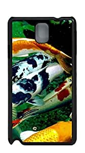 TUTU158600 Custom made Case/Cover/skin case for samsung galaxy note 3 for girls - Leisurely koi