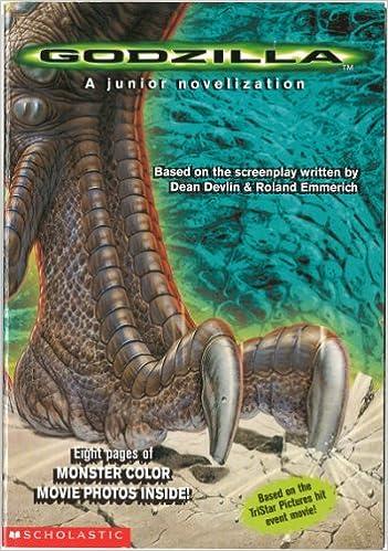 Download online Godzilla: A Junior Novelization PDF, azw (Kindle), ePub, doc, mobi