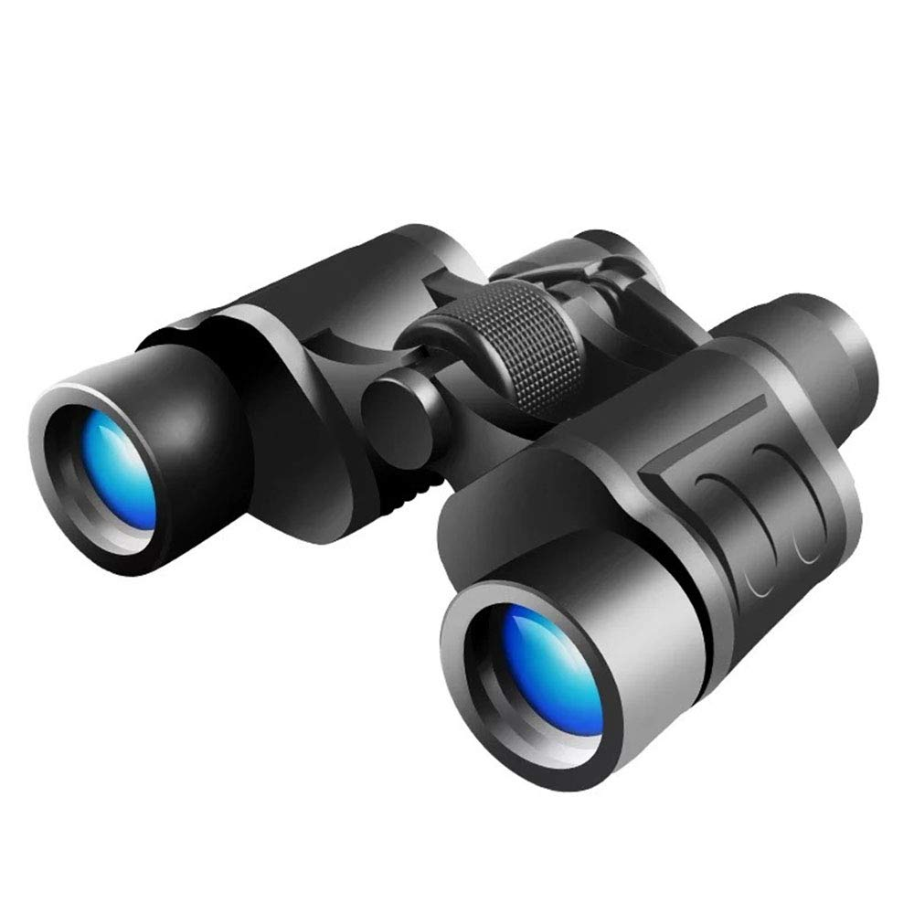 ILCD 8X40 Binoculars, Telescope Low Light Level Night Vision High Magnification Glasses HD Outdoor Binoculars by ILCD