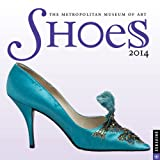 Shoes 2014 Mini Wall Calendar