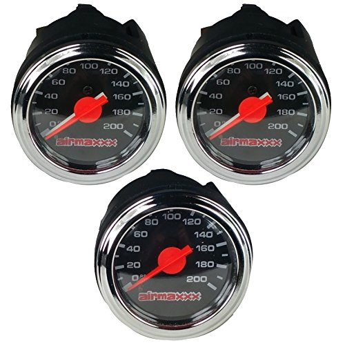 air suspension gauge - 3