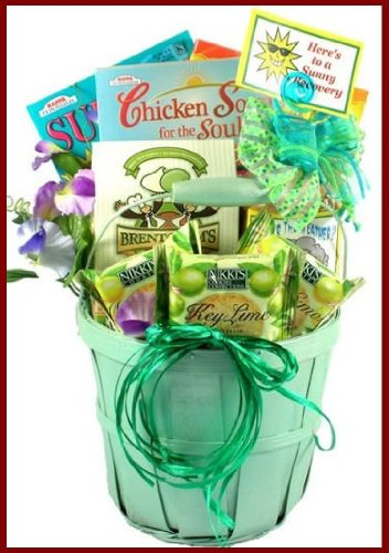 Gift Basket Village Good For The Soul Get Well Gift Basket