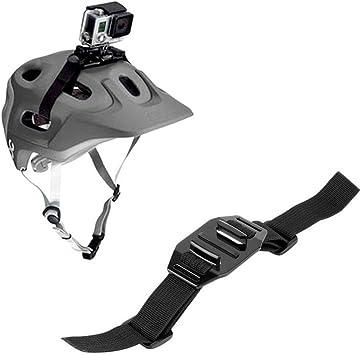 Banda Sport para casco bici bicicleta Soporte para GoPro Hero 1 2 ...