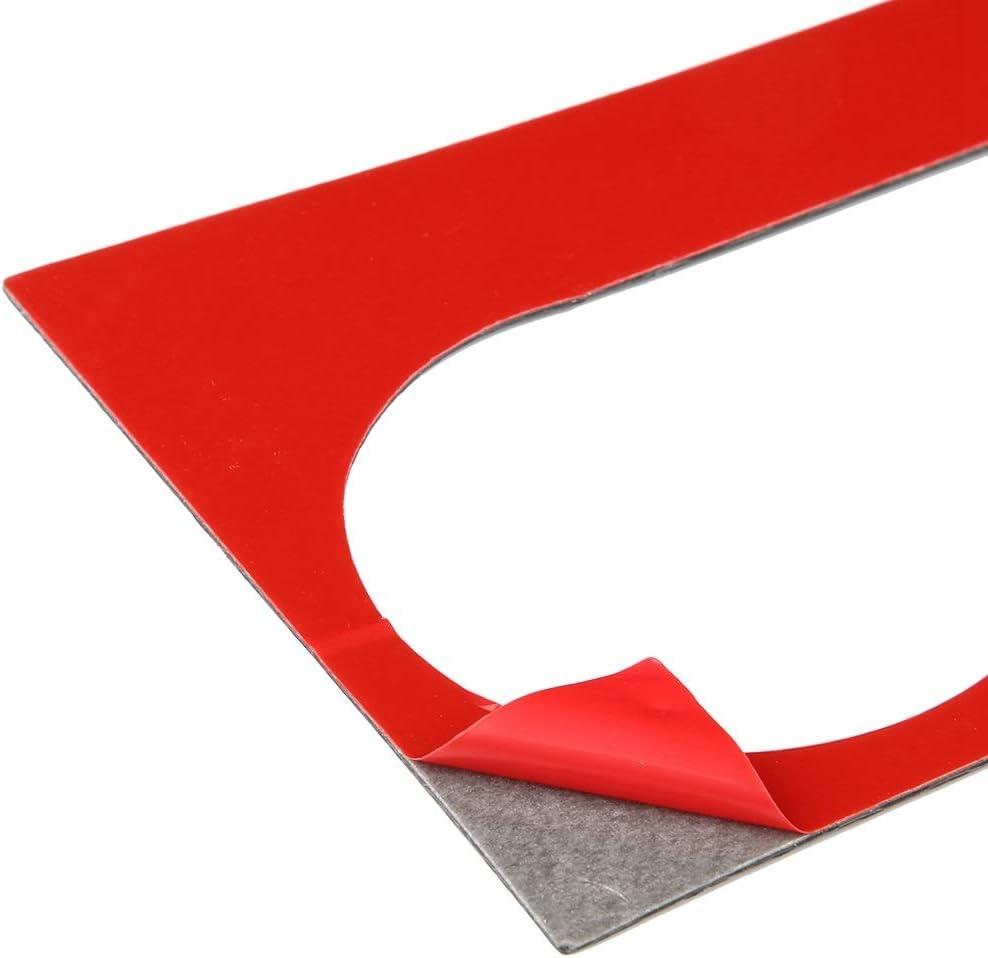 Vobor Klimaanlagenverkleidung-Carbon Mittelkonsole Klimaanlagenverkleidung f/ür Mercedes W204 2005-2012