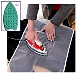 FENFEN Protective Ironing Scorch-Saving Mesh Pressing 4-Pack with Silicone Mat Heat Resistant Pad