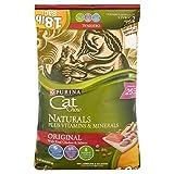 Purina Cat Chow Naturals Original Dry Cat Food (18 lb. Bag)