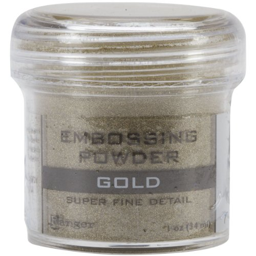 Ranger Embossing Powder, Super Fine