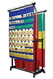 * DOUBLE POCKET CHART STAND & by MotivationUSA