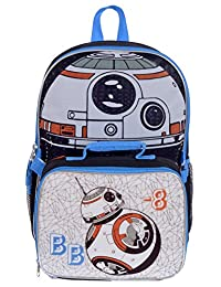 Star Wars 16'' BB-8 Backpack with Lunch Kit