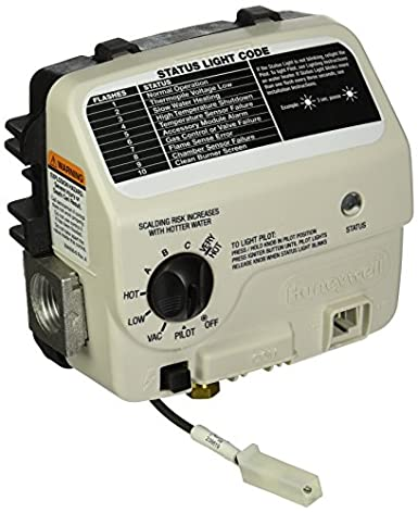 OEM Upgraded Replacement for Honeywell Water Heater Natural Gas Valve AP16613A-1