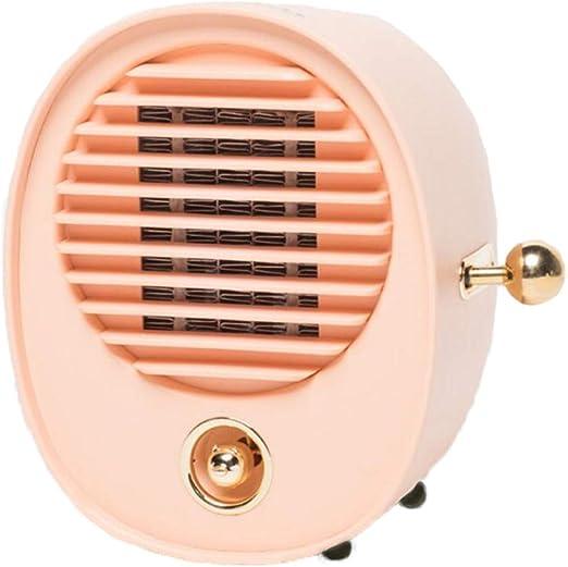 Moolo Calefactor De Ventilador, Radiadores Portátiles Calentador ...