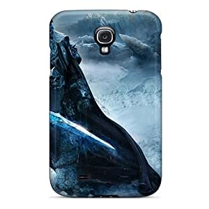 For Galaxy S4 Premium Cases Covers World Of Warcraft Protective Cases