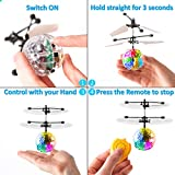 Magic Flying Ball Toy - Infrared Induction RC