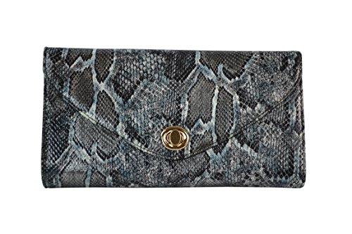 Snake Skin Handbag - 6