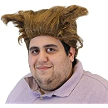 Space Balls Barf Half Man Half Dog Mawg Costume Wig