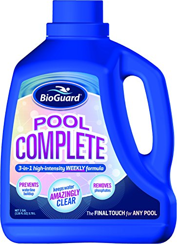BioGuard Pool Complete (1 Gallon) (Filter Action)