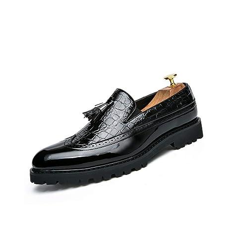 Zapatos para Hombre Mocasines, Mocasines sin cordones para ...