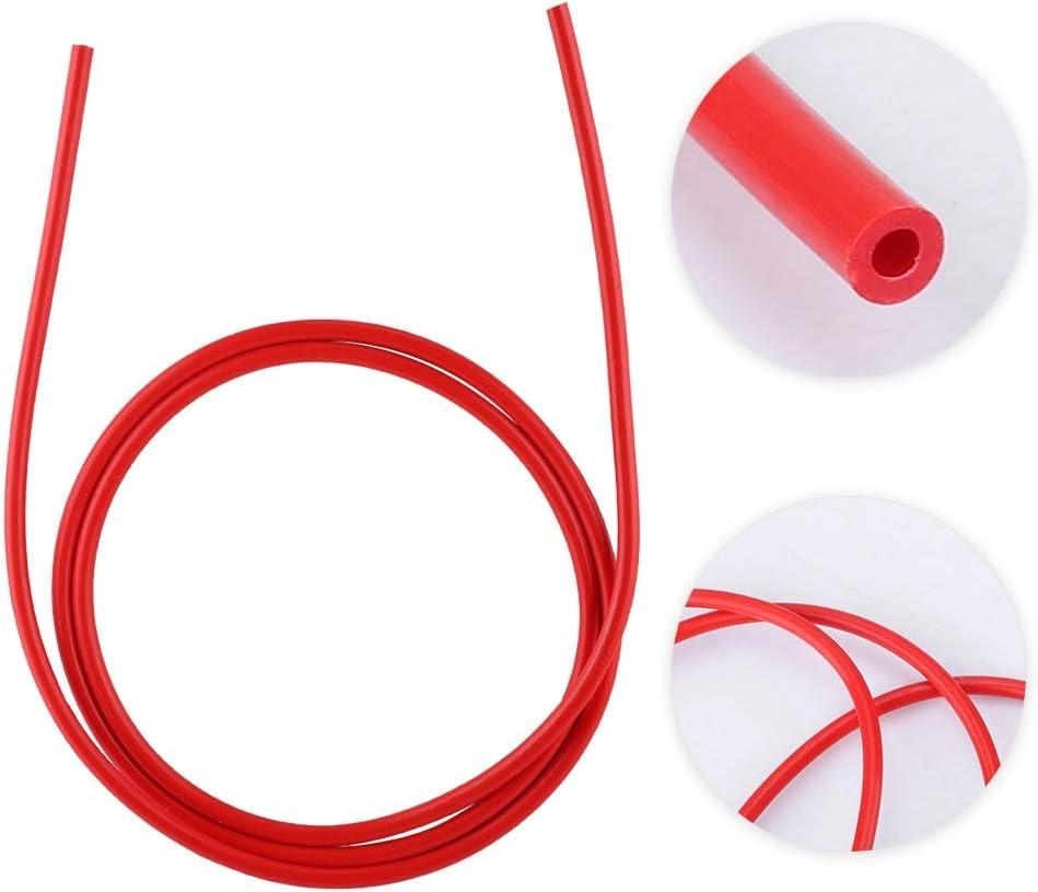(???????????? ???????? ????????) 간단한 설치 노즐 매우 정확한 높은 윤활상 서비스 노후화 저항 분사구 비 지팡이를 전자화학(RED)