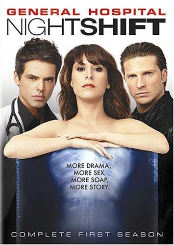 General Hospital: Night Shift: Season 1 by ABC Studios (The Night Shift Season 1 compare prices)