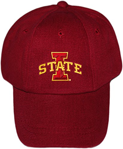 Creative Knitwear Iowa State University Cyclones Baby and Toddler Baseball Hat Crimson