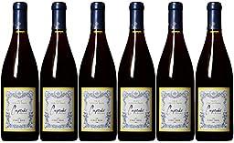 2015 Cupcake Vineyards Pinot Noir Pack, 6 x 750 mL Red Wine