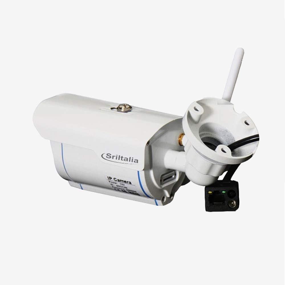 Cam/éra IP de surveillance Wi-Fi sans fil Onvif SD Micro jusqu/à 128 Go P2P