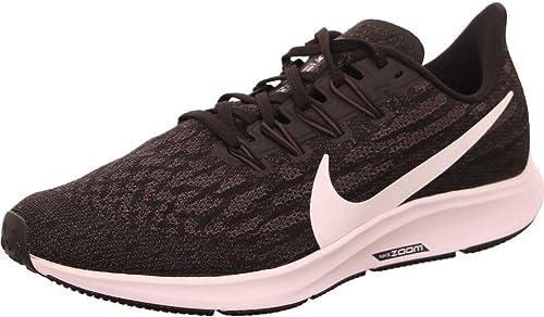 tubo respirador reserva Cuidado  Nike, Air Zoom Pegasus 36, Herren-Laufschuhe 42,5 EU Schwarz / Weiß:  Amazon.de: Schuhe & Handtaschen