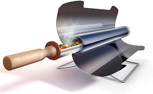 Vogvigo Horno Solar Portable Barbacoa Cocina Solar Portatil Bbq